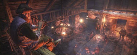 Witcher 3 Tavern
