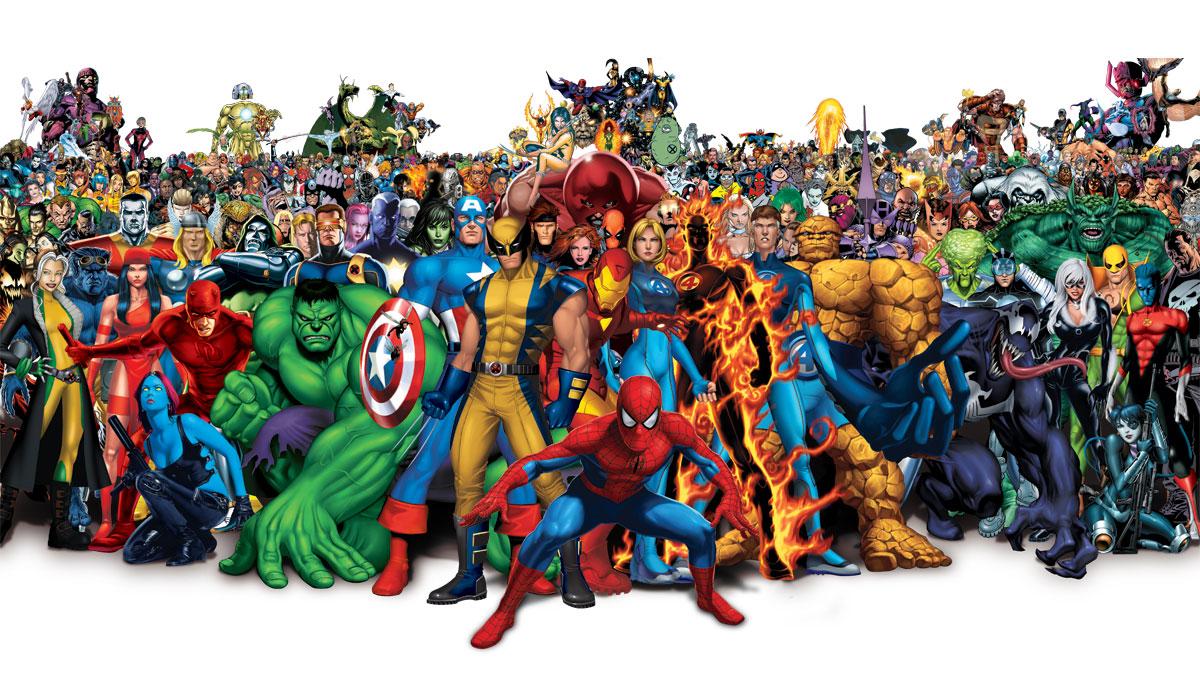 những nhân vật mạnh nhất marvel comic