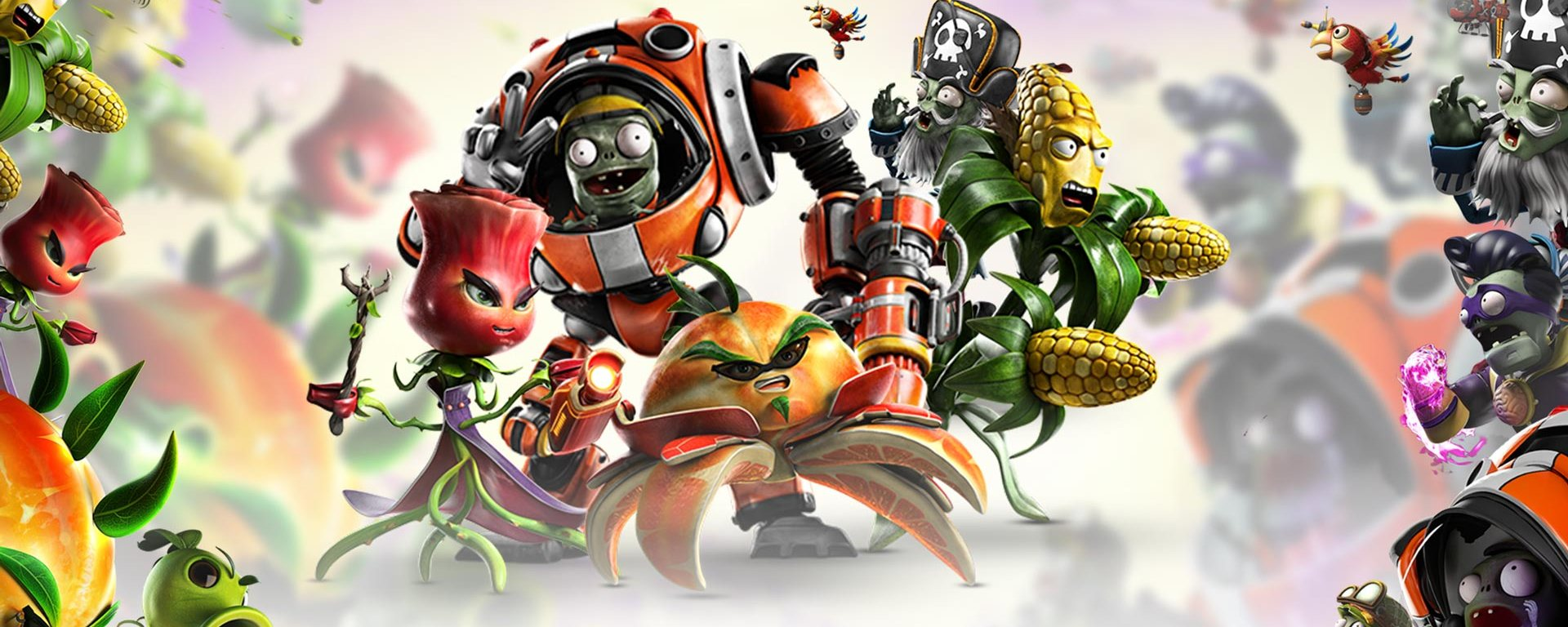 Plants vs Zombies: Garden Warfare 2 Review – CounterAttack Games